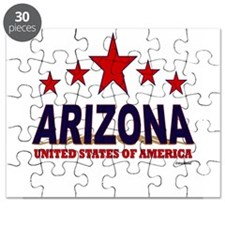 Arizona U.S.A. Puzzle