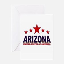 Arizona U.S.A. Greeting Card