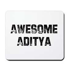Awesome Aditya Mousepad
