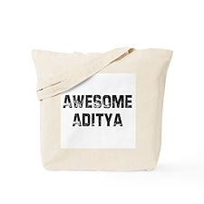 Awesome Aditya Tote Bag