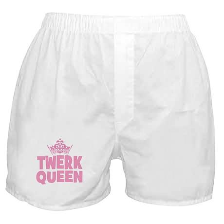 TwerkQueen copy Boxer Shorts