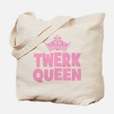 TwerkQueen copy Tote Bag