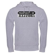 Property of Alejandra Jumper Hoody