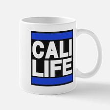 cali life blue Mug