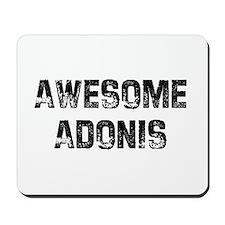 Awesome Adonis Mousepad