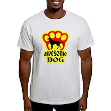 Gordon Setter Ash Grey T-Shirt