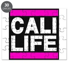cali life pink Puzzle