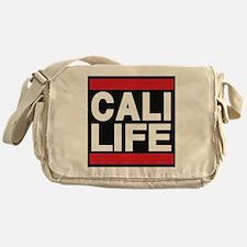 cali life red Messenger Bag
