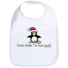 Bad Penguin Bib