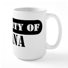 Property of Alana Mug