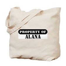 Property of Alana Tote Bag