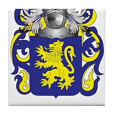 Bosco Coat of Arms Tile Coaster