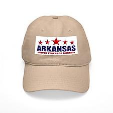 Arkansas U.S.A. Baseball Cap