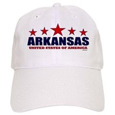Arkansas U.S.A. Baseball Cap