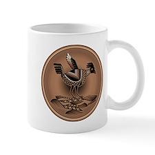 Mimbres Brn Quail Mug