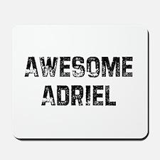 Awesome Adriel Mousepad