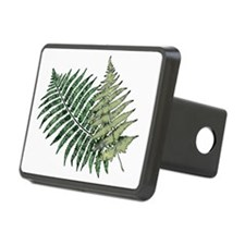 Two Lacy Ferns Hitch Cover