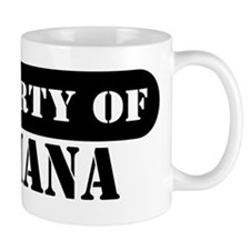 Property of Adriana Mug