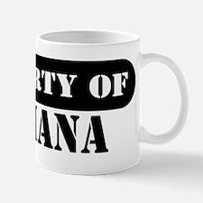 Property of Adriana Mug