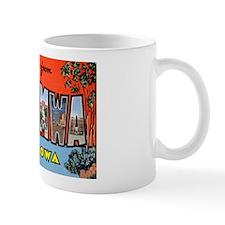 Ottumwa Iowa Greetings Mug
