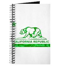 california bear camo green Journal