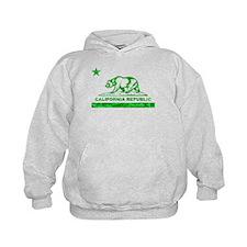 california bear camo green Hoodie