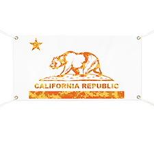 california bear camo orange Banner