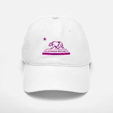 california bear camo pink Baseball Baseball Baseball Cap
