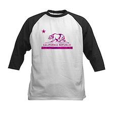 california bear camo pink Baseball Jersey