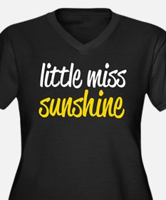 miss sunshine Plus Size T-Shirt