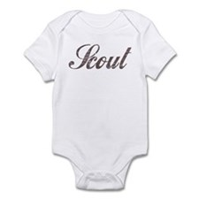 Vintage Scout Infant Bodysuit