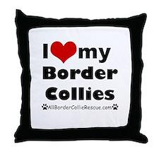 BC Love Plural Throw Pillow
