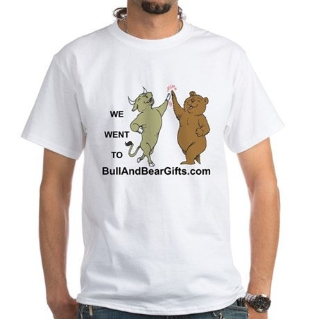 Wall Street Theme Example T-Shirt