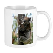 Australian Koala Mother and Baby Mug