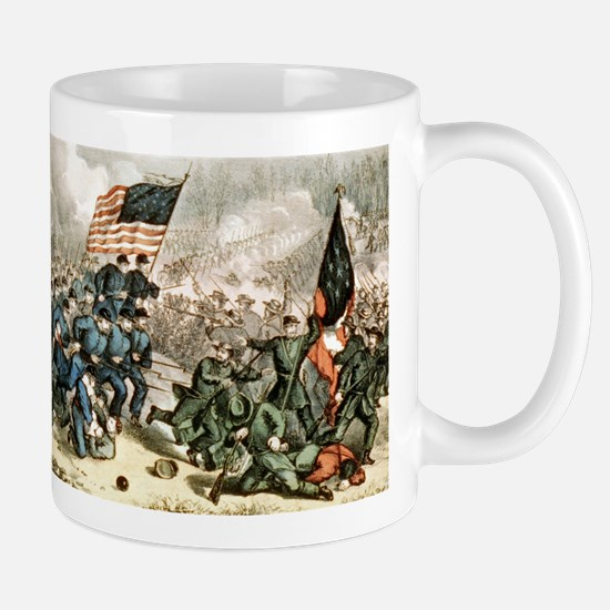 The second battle of Bull Run - 1862 Mug