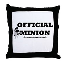 Official Minion Throw Pillow