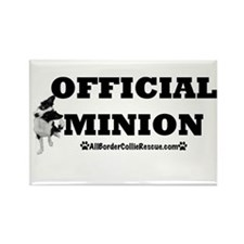 Official Minion Rectangle Magnet