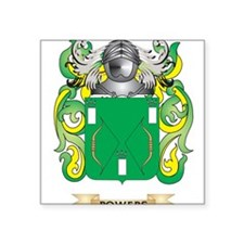 Bowers Coat of Arms Sticker