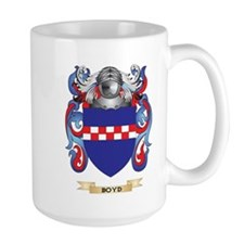 Boyd Coat of Arms Mug