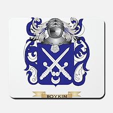Boykin Coat of Arms Mousepad