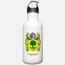 Boyle Coat of Arms Water Bottle