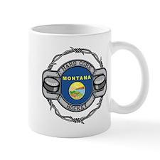 Montana Hockey Mug
