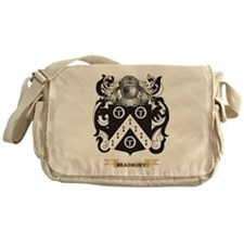 Bradbury Coat of Arms Messenger Bag