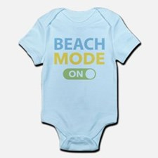 Beach Mode On Infant Bodysuit