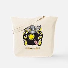 Brady Coat of Arms Tote Bag