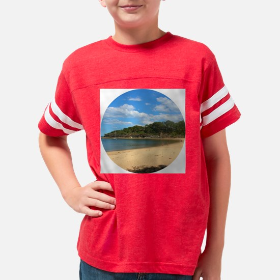 Pearl Beach3CIRC1300 Youth Football Shirt