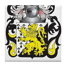 Brando Coat of Arms Tile Coaster