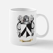 Branson Coat of Arms Mug