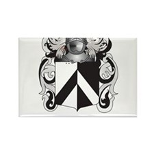 Branson Coat of Arms Rectangle Magnet