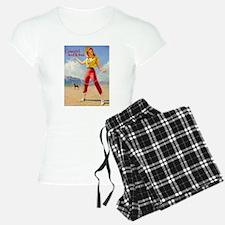 Cowgirl Pajamas